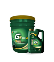 G5纯合成柴油机油PURELY-SYNTHETIC DIESEL OIL (15w40)