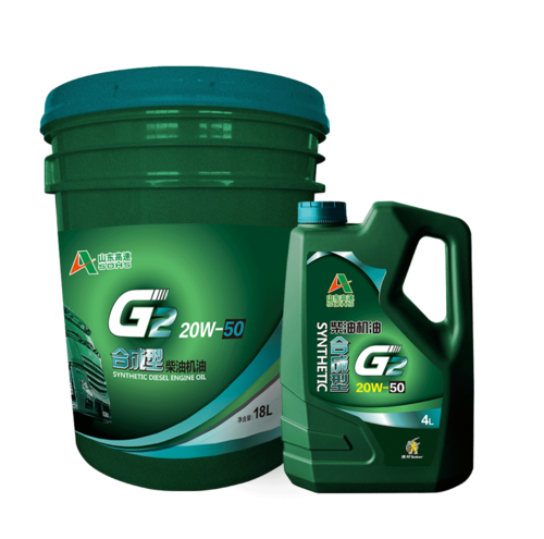 G2合成型柴油机油Synthetic diesel engine oil
