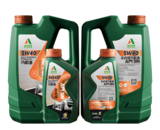 全合成汽机油FULLY-SYNTHETIC PETROLIC OIL SN(5W30  5W40)